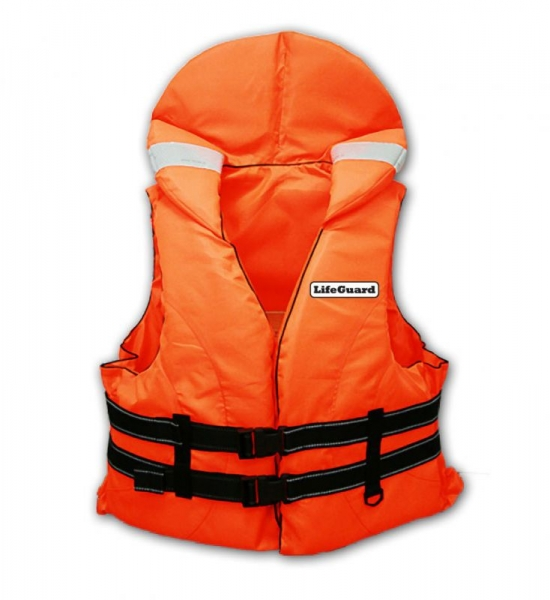 Жилет LIFEGUARD LIGHT оранжевый, L/XL