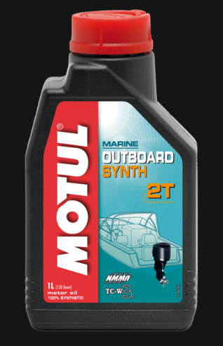 Motul 2Т Outboard SYNTH /1л/