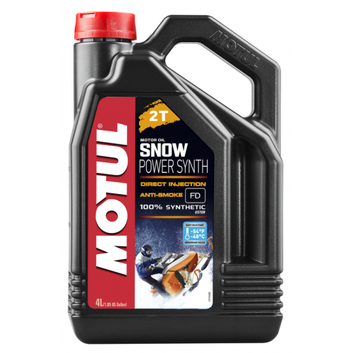 Motul 2Т SnowPower SYNTH TC /4л/