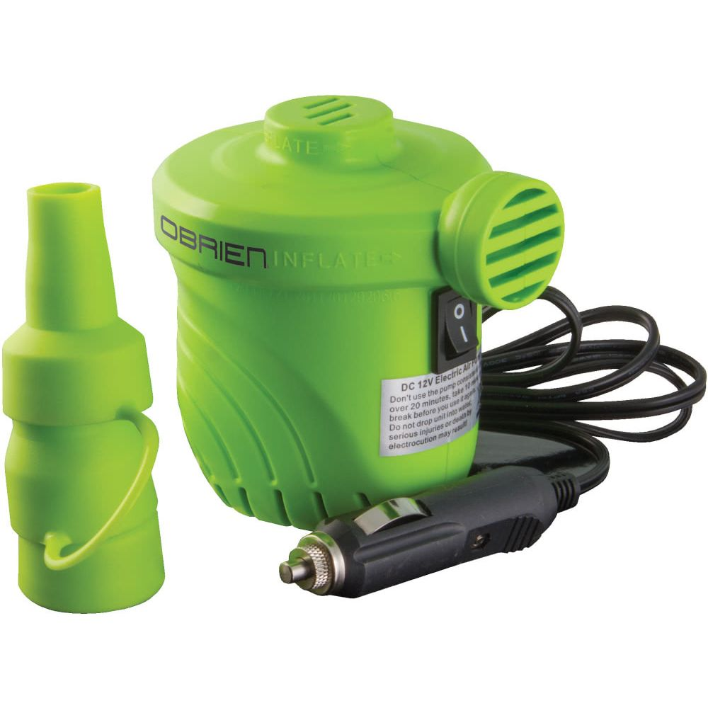 Насос O'Brien 12v HV Inflator Lime (ОАЭ), 2141606