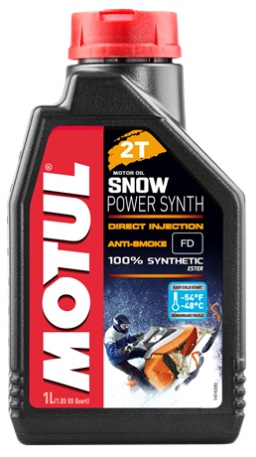 Motul 2Т SnowPower SYNTH TC /1л/